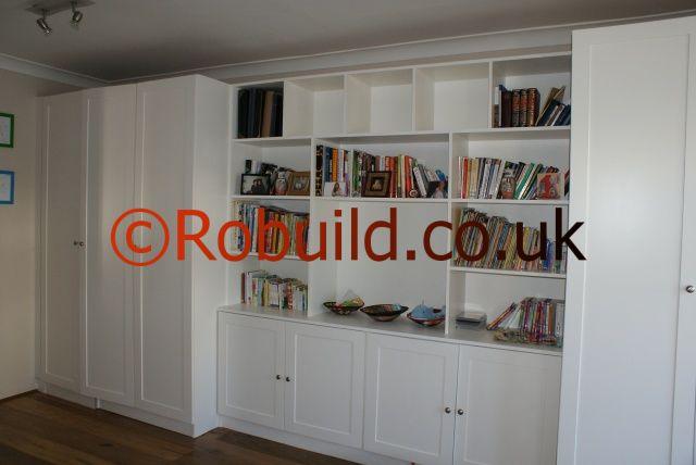 build-in cupboards London