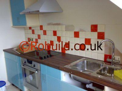 kitchen tiles grouting