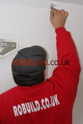 painter decorator london robuild