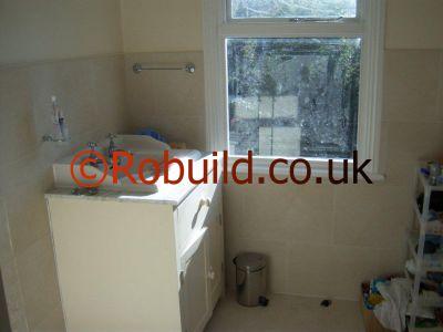 bathroom basin vanity unit